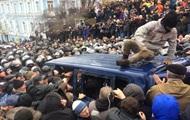 Саакашвили освободили из авто силовиков – СМИ