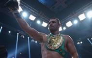 Виталий Кличко включен в Международный зал боксерской славы