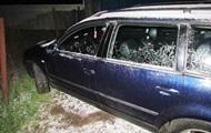 Под Киевом у мужчины отобрали авто и бутылку водки