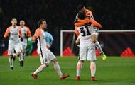 Шахтер прервал беспроигрышную серию Манчестер Сити из 28 матчей