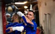 Видео открытой тренировки Ломаченко в Нью-Йорке