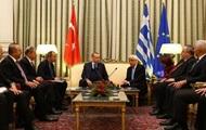 Эрдоган пересмотрит границы между Турцией и Грецией