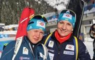 Ткаленко и Меркушина первыми среди украинцев побегут спринты в Хохфильцене