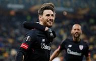 Заря проиграла Атлетику, вылетев из Лиги Европы