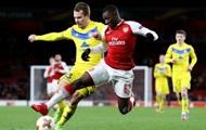 Арсенал – БАТЭ 6:0 видео голов и обзор матча Лиги Европы