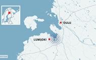 В Финляндии произошло землетрясение
