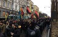 Порядок в центре Киева охраняет тысяча силовиков