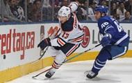 НХЛ: Сент-Луис одержал победу над Баффало, Торонто минимально обыграл Эдмонтон
