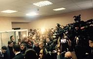 Суд над Саакашвили: грузинского телеоператора удалили из зала суда