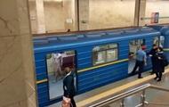 Голому мужчине из метро Киева грозит до пяти лет тюрьмы