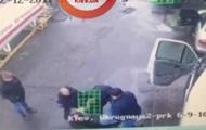 В Киеве четверо неизвестных избили бойца АТО и скрылись