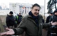 Саакашвили объяснил, как оплачивает пентхаус в Киеве