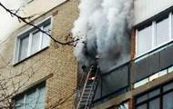 В Луцке горела многоэтажка: погиб мужчина