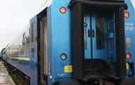 Новый поезд Вена-Киев сломался посреди дороги во время первого рейса