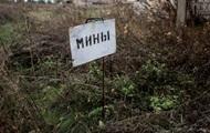 Украина среди стран с высокой смертностью от мин