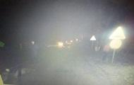 В Сумской области пьяный водитель въехал в толпу людей