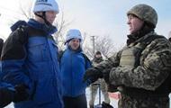 Россия отзовет офицеров из СЦКК на Донбассе