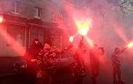 В Кременчуге подрались Нацкорпус и полиция