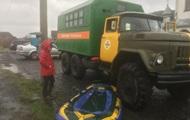 Почти 1000 домохозяйств подтоплены на Закарпатье