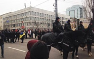 МВС: На марші Саакашвілі менше двох тисяч осіб
