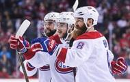 НХЛ: Вашингтон не сумел победить Аризону, Калгари уступил Монреалю