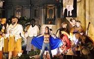 Полиция Ватикана задержала активистку Femen