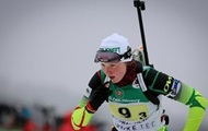 Блашко - двукратная чемпионка Украины по биатлону