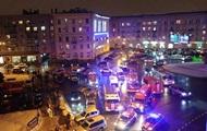 В Санкт-Петербурге прогремел взрыв в супермаркете, есть пострадавшие