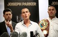 Джошуа и Паркер договорились о пропорциях гонорара – промоутер