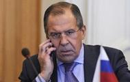 Лавров: Россия ответит на новые санкции США