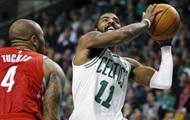 Ирвинг признал, что судейство сыграло в пользу Бостона в матче с Хьюстоном