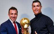 Роналду в интервью Дель Пьеро рассказал, чем хочет заниматься после завершения карьеры