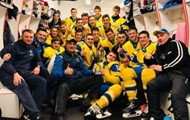 Юниорская сборная Украины выиграла Кубок четырех наций
