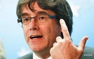 Пучдемон потребовал от Испании восстановить правительство Каталонии