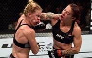 UFC 219: Сайборг защитила чемпионский титул, одолев Холм