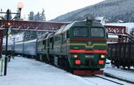 Новый год встретят в поезде более 17 тысяч украинцев