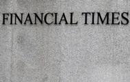 Украина возглавила рейтинг Financial Times