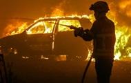 Под Парижем в новогоднюю ночь подожгли 250 авто