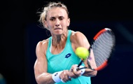 Цуренко зачехлила ракетку во втором круге турнира в Брисбене