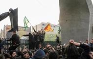 В Иране военные заявили о прекращении акций протеста