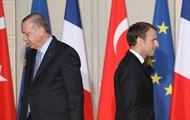 Макрон: У Турции нет шансов вступить в ЕС