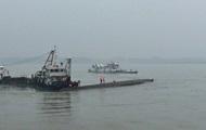 Два судна столкнулись у берегов Китая
