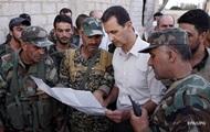 Армия Асада прорвала блокаду военной базы возле Дамаска