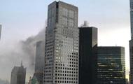 В Нью-Йоркe загорелся небоскреб Трампа