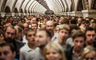 Метро Киева перевезло почти 500 млн пассажиров за год