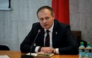 В Молдове спикер парламента вместо президента назначил новых министров