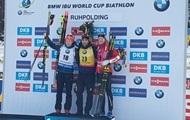 Биатлон: Фуркад выиграл четвертую гонку подряд