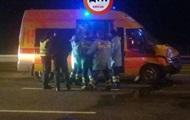 В Киеве скорая протаранила автомобиль: пятеро пострадавших