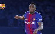 Барселона объявила о подписании колумбийского защитника