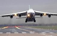 Украинский самолет доставил запчасти для SpaceX в США